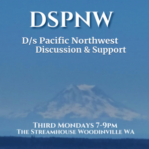[Associated Event] Right Side of the Slash @ The Streamhouse, Woodinville, WA – contact us for address
