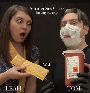 Smarter Sex: What your sex ed teacher may have left out @ Gallery Erato