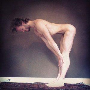 Naked Yoga @ Gallery Erato