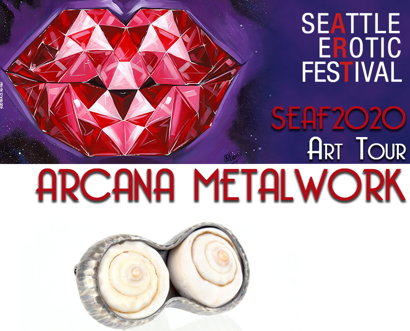 SEAF Art Tour: Arcana Metalwork @ online via Zoom