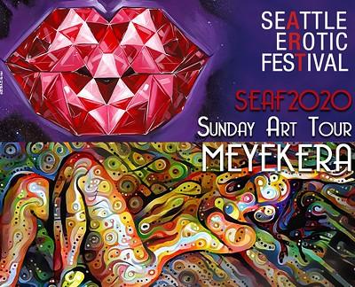 SEAF Art Tour: meyekərā @ online via Zoom